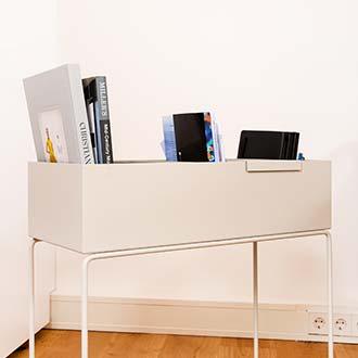 Ablagesysteme für eine geordnete Büroeinrichtung